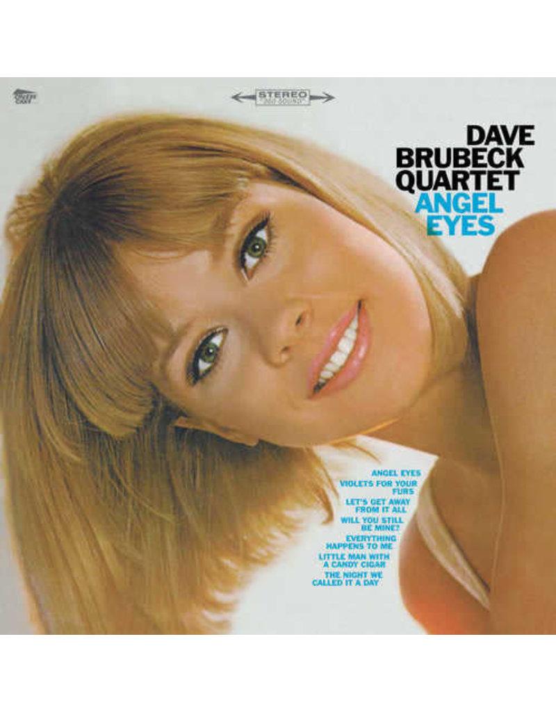 JZ The Dave Brubeck Quartet – Angel Eyes LP