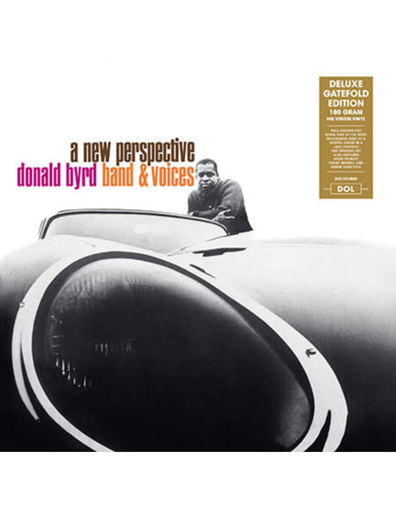 JZ Donald Byrd ‎– A New Perspective LP