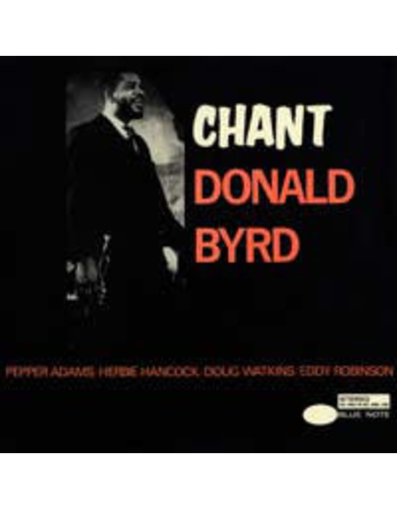 JZ Donald Byrd ‎– Chant LP