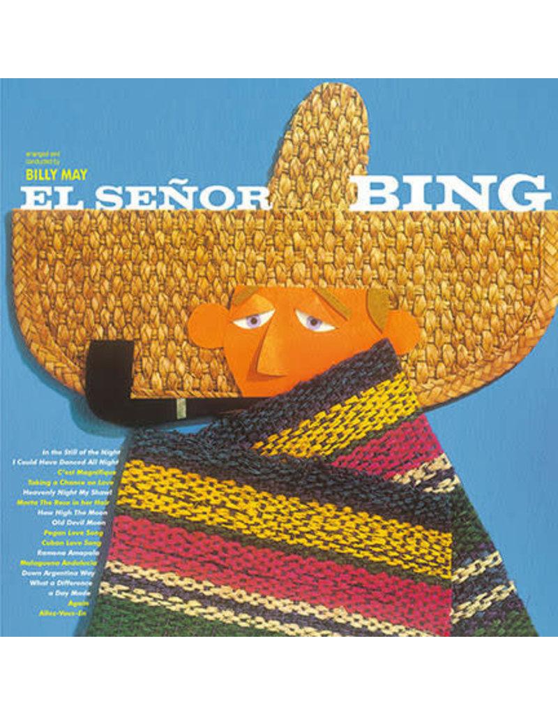 JZ Bing Crosby – El Señor Bing (180G) LP