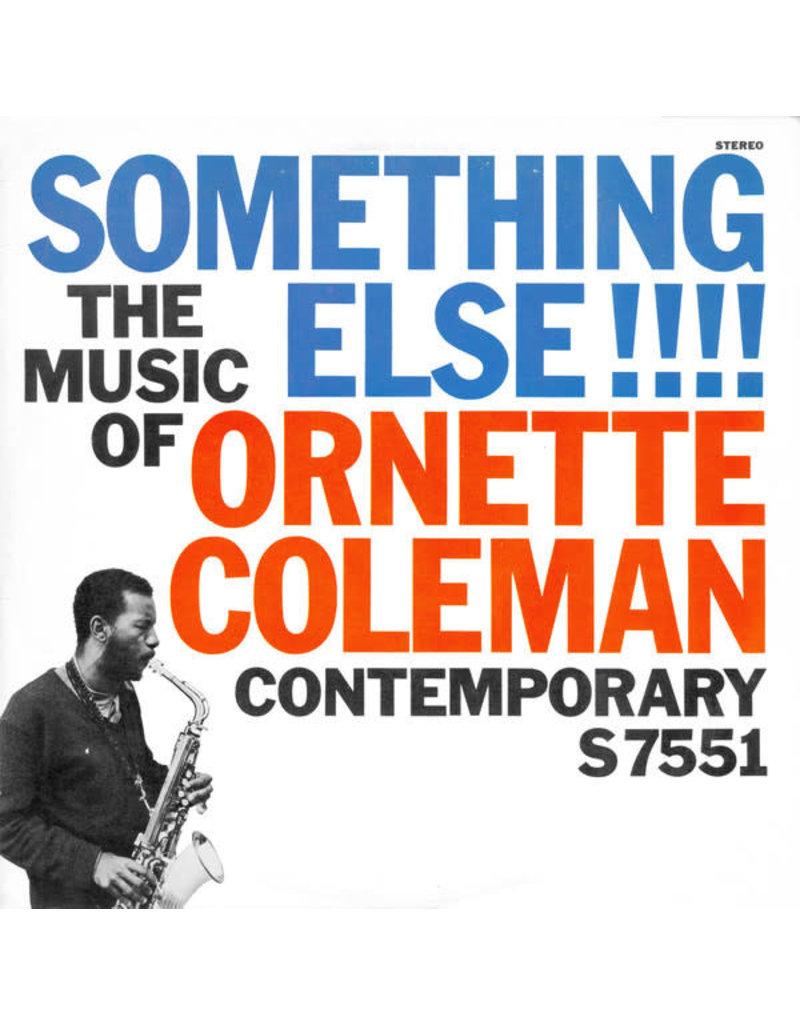 JZ Ornette Coleman – Something Else!!!! LP