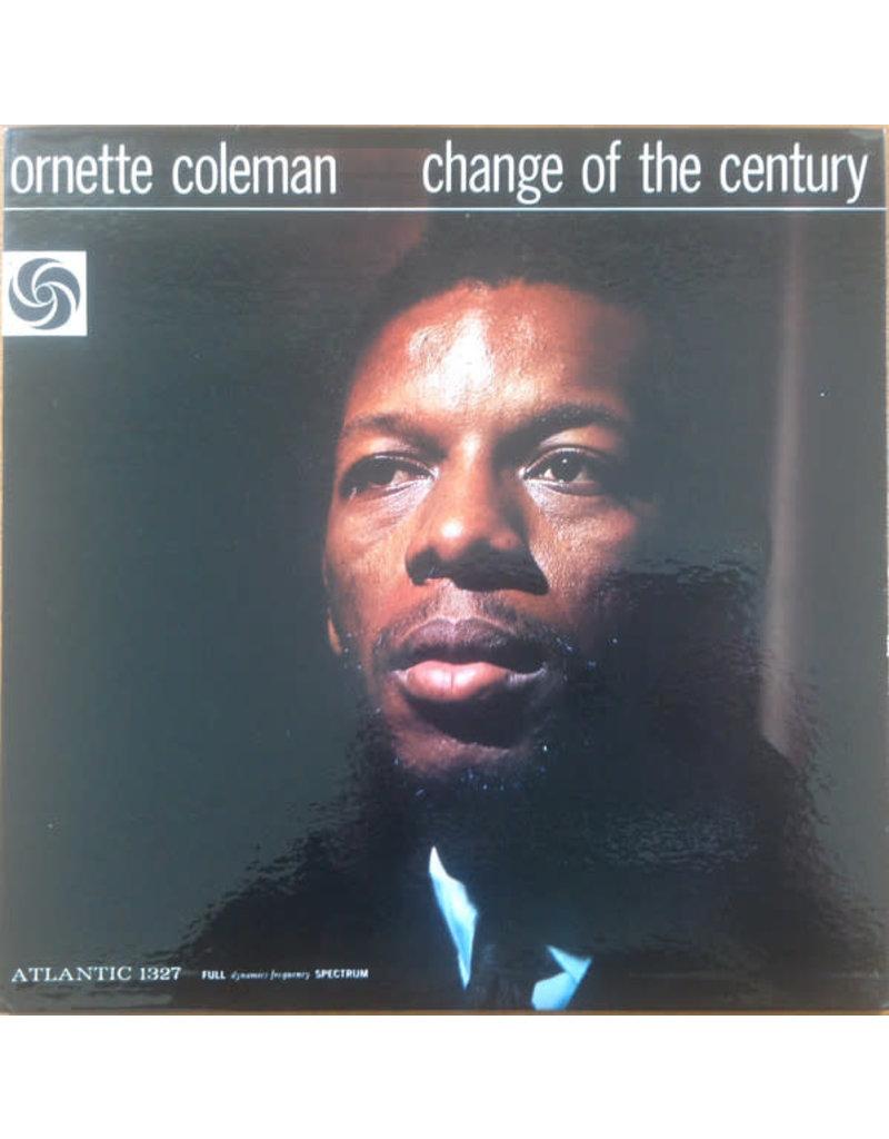 JZ Ornette Coleman - Change Of The Century LP