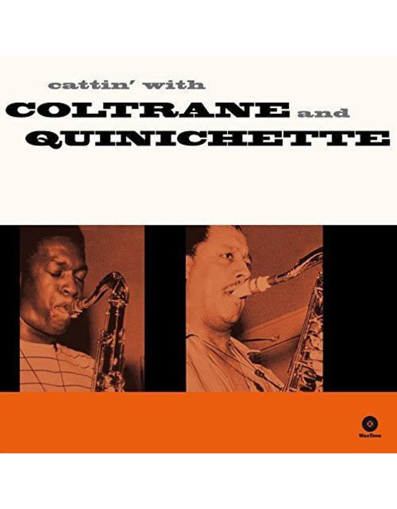 JZ John Coltrane, Paul Quinichette – Cattin' With Coltrane And Quinichette LP