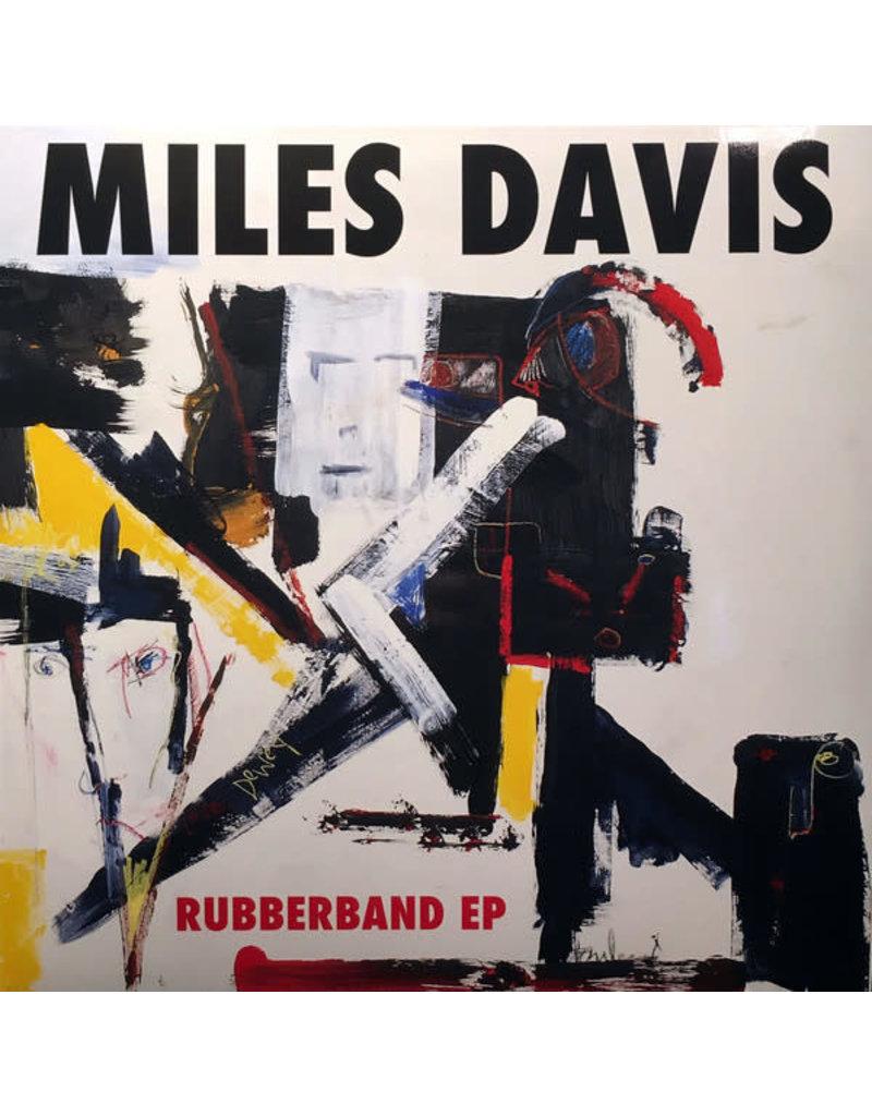 JZ Miles Davis – Rubberband EP [RSD2018]