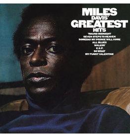 JZ Miles Davis – Miles Davis' Greatest Hits LP