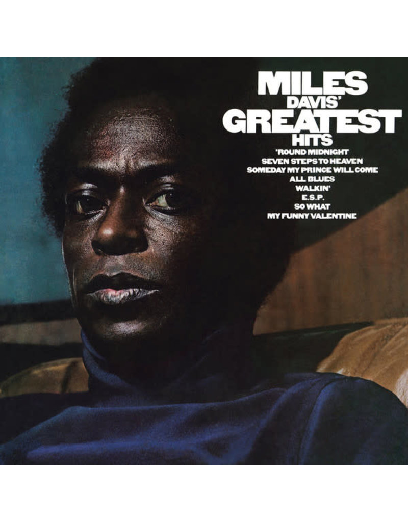 JZ Miles Davis ‎– Miles Davis' Greatest Hits LP