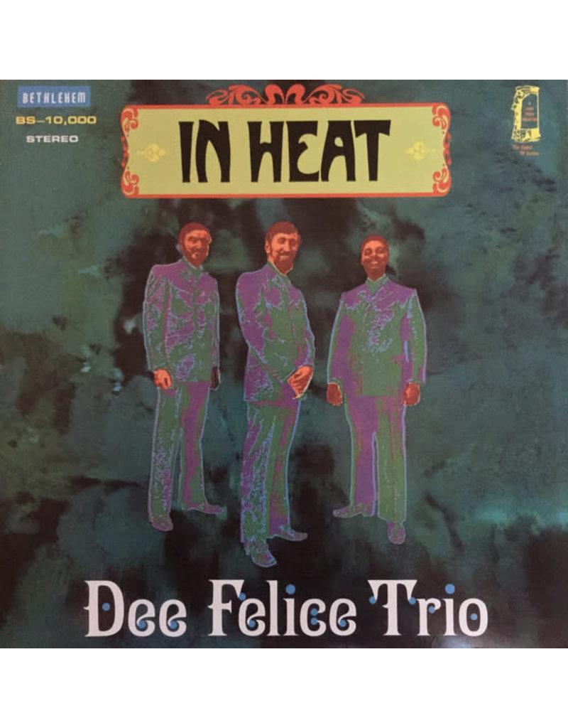 JZ Dee Felice Trio – In Heat LP, Repress, 180g