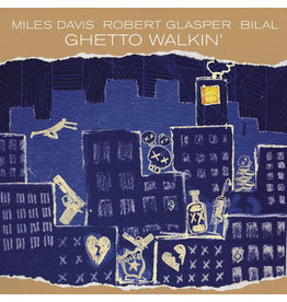 "JZ Miles Davis, Robert Glasper, Bilal – Ghetto Walkin' 12"" [RSD2016]"
