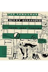 JZ Dizzy Gillespie – The Fabulous Pleyel Jazz Concert vol. 1 - 1948 LP, Green /White Marble