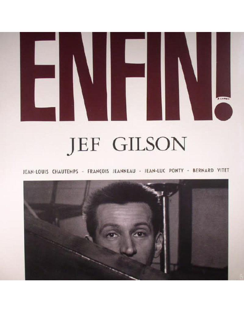 JZ Jef Gilson – Enfin!LP