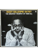 JZ The Dizzy Gillespie Octet – The Greatest Trumpet Of Them All LP