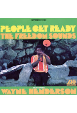 JZ WAYNE HENDERSON & FREEDOM SOUNDS - PEOPLE GET READY LP