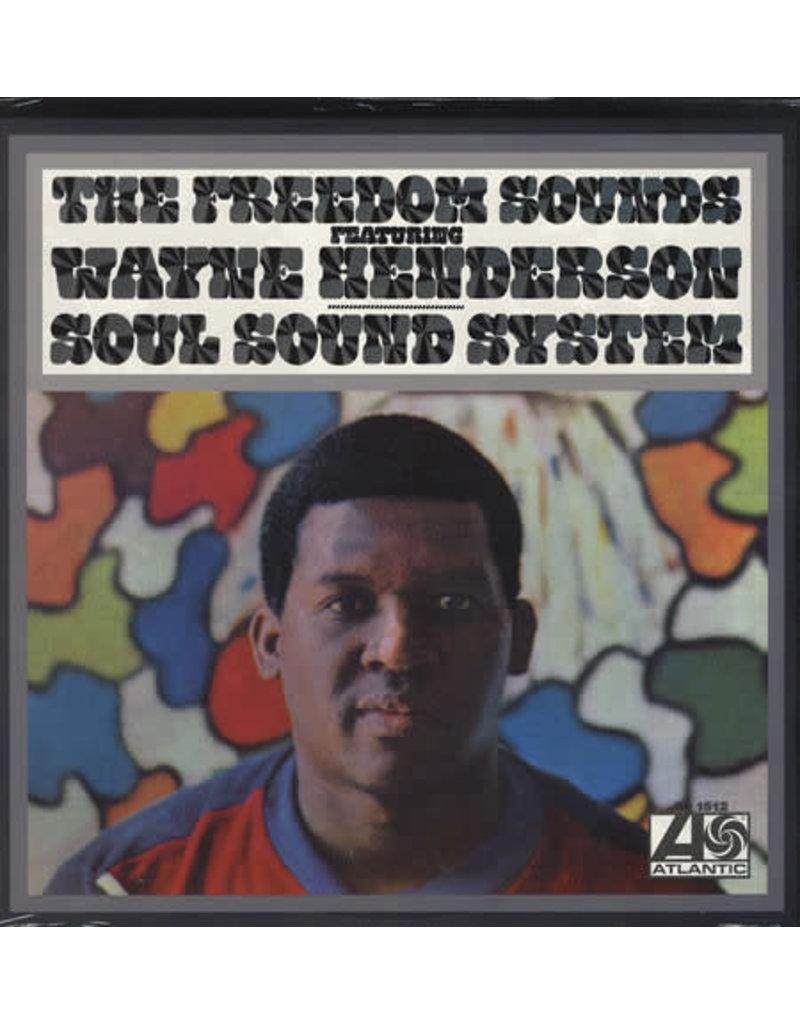 JZ WAYNE HENDERSON & FREEDOM SOUNDS - SOUL SOUND SYSTEM LP