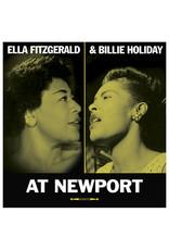 Ella Fitzgerald & Billie Holiday – At Newport LP