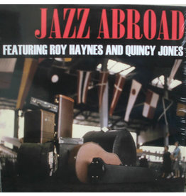 JZ Roy Haynes And Quincy Jones ‎– Jazz Abroad LP