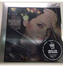 JZ Norah Jones ‎– Day Breaks (DLX) 2LP (180G)