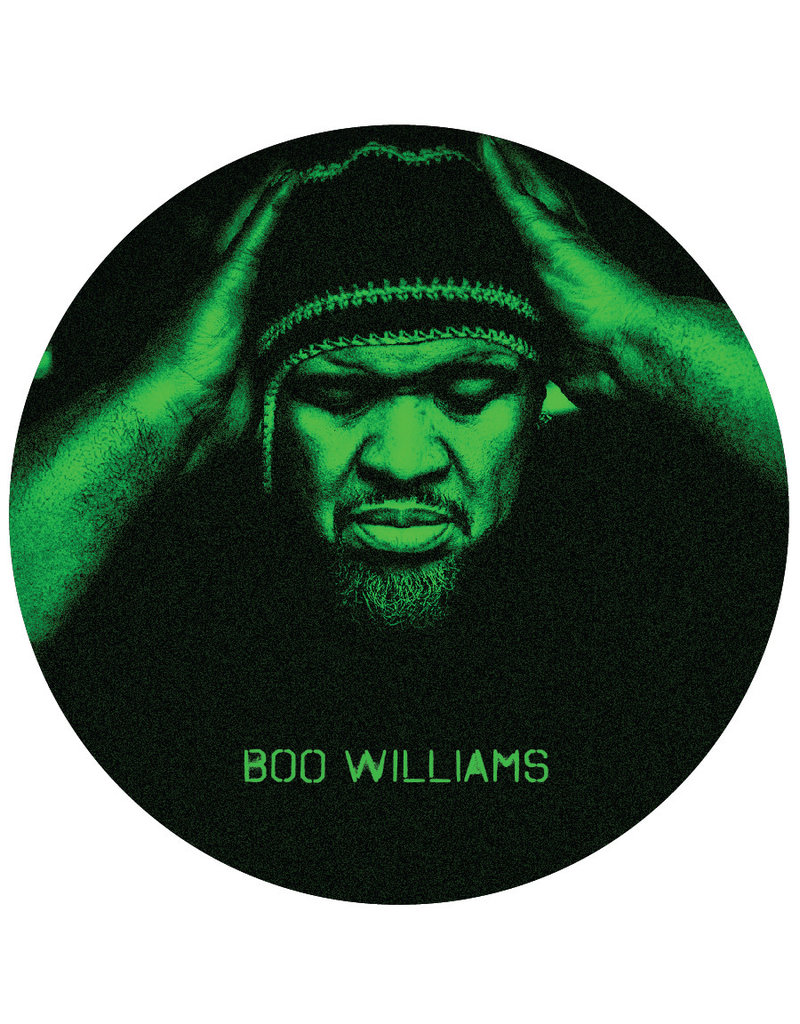Boo Williams - BOO WILLIAMS SLIPMAT