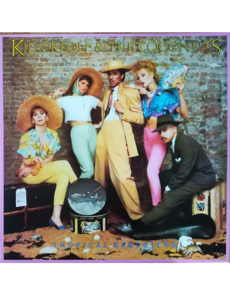 Kid Creole & The Coconuts ‎– Tropical Gangsters LP