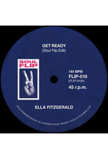 """Ella Fitzgerald / Tammi Terrell – Get Ready / Two Can Have A Party 7"""""""