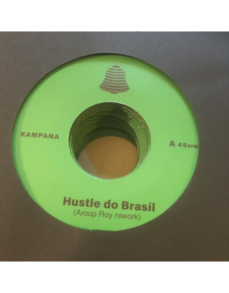 """Aroop Roy – Hustle Du Brasil 7"""""""