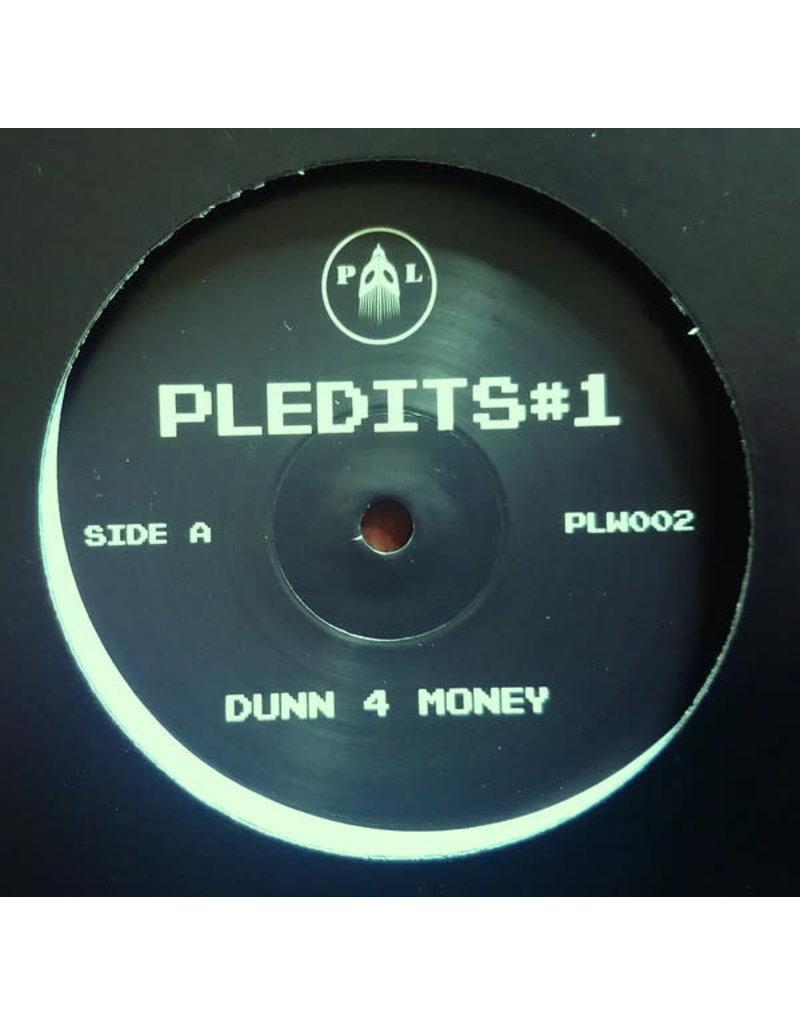 "Paranoid London – PLEDITS#1 12"""