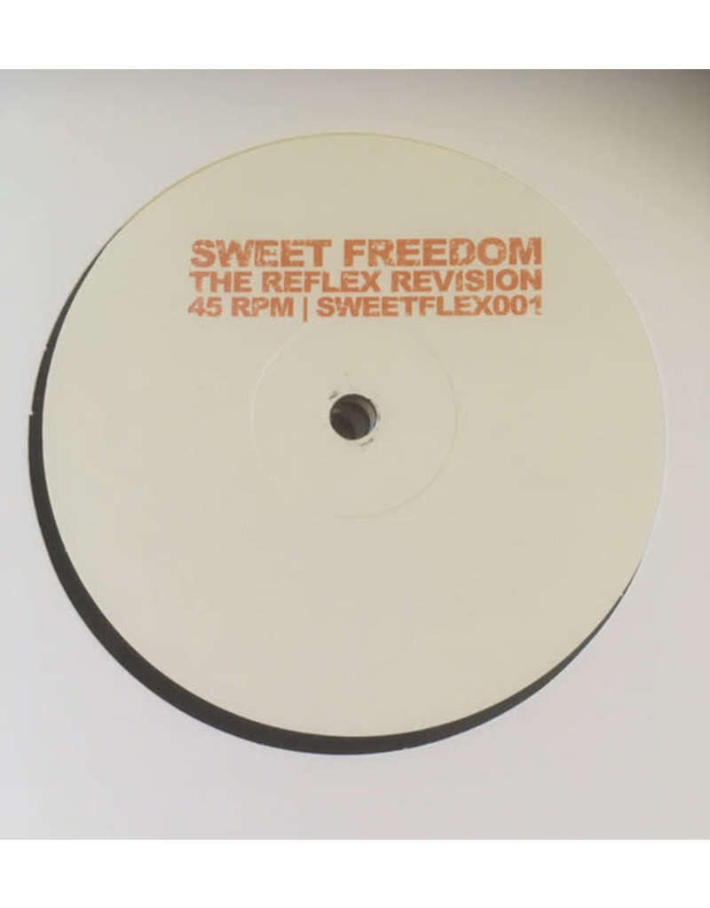"Unknown Artist – Sweet Freedom (The Reflex Revision) 12"""