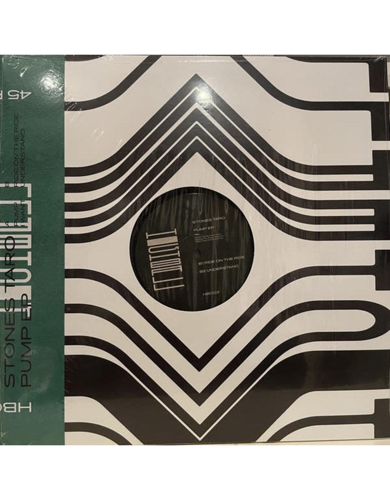 "Stones Taro – Pump EP 12"""