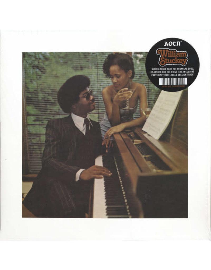 William Stuckey – Love Of Mine LP