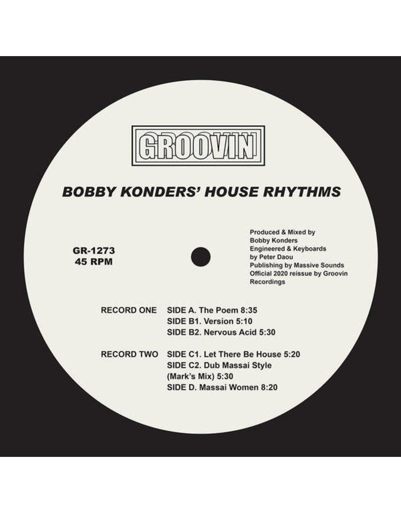 """Bobby Konders – House Rhythms 2x12"""""""