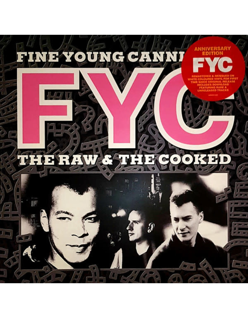 Fine Young Cannibals – The Raw & The Cooked LP