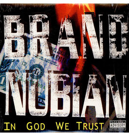 HH Brand Nubian ‎– In God We Trust 2LP
