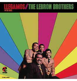LA The Lebron Brothers ‎– Llegamos / We're Here LP