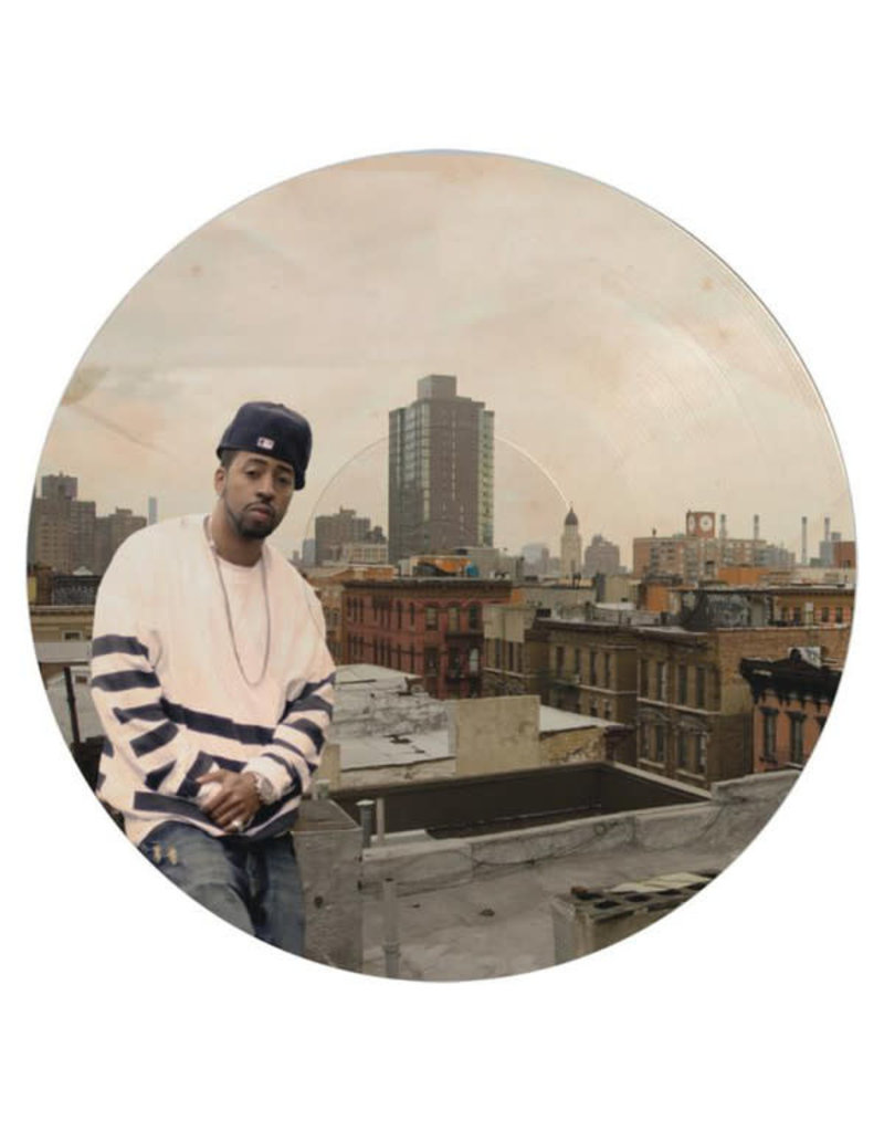 Roc Marciano ‎– Marcberg (Picture Disc) 2LP