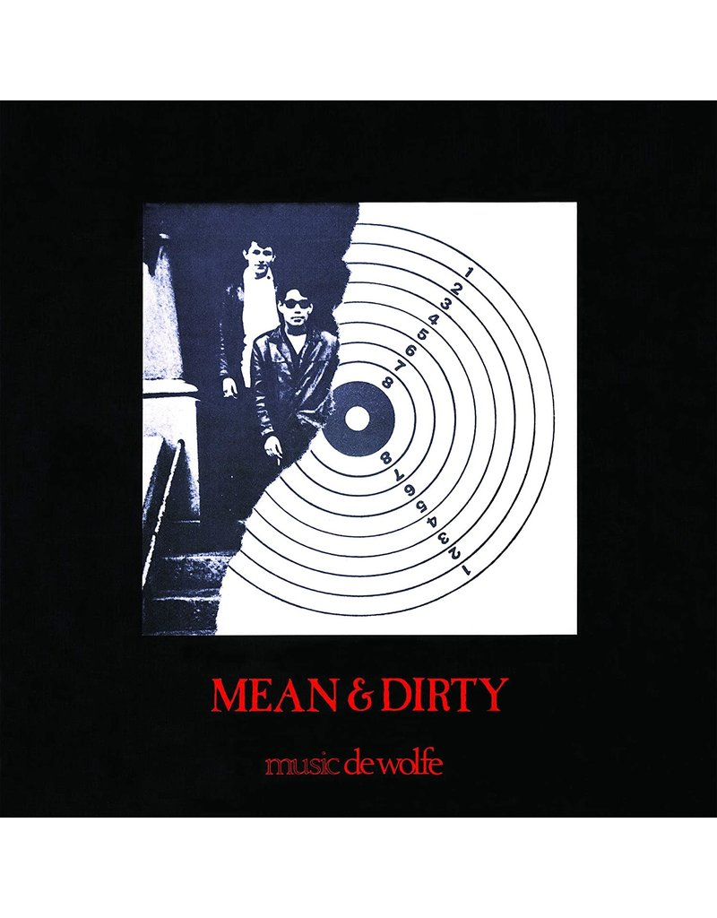 Patchwork – Mean And Dirty LP