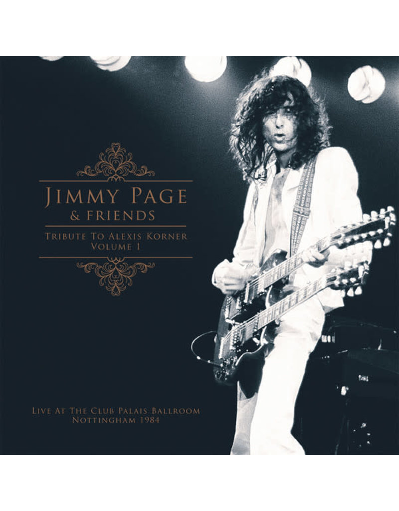 Jimmy Page & Friends – Tribute To Alexis Korner Volume One 2LP (2021)