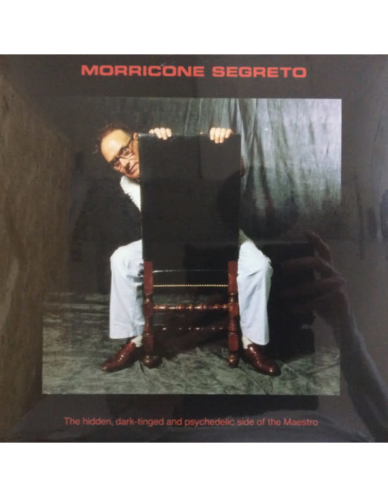 Ennio Morricone – Morricone Segreto 2LP