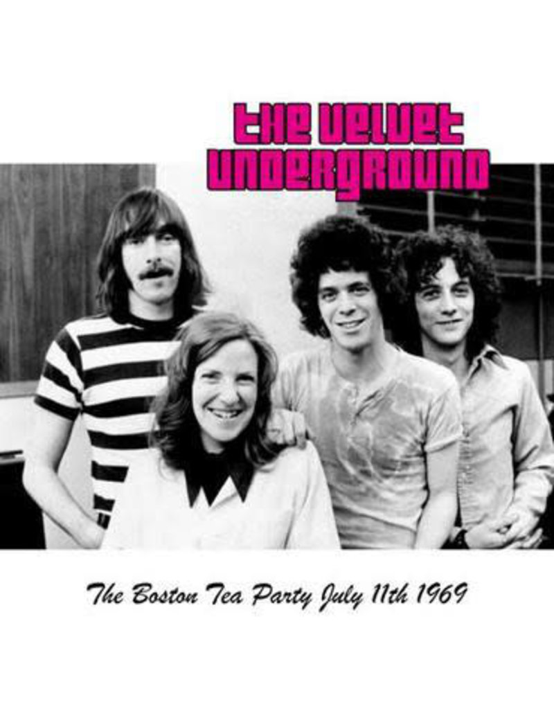 The Velvet Underground – The Boston Tea Party July 11th 1969 2LP (2020)