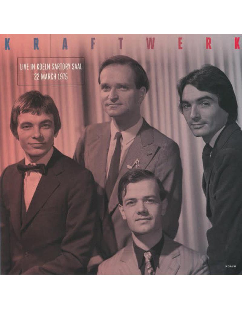 Kraftwerk – Live In Koeln Sartory Saal 22 March 1975 LP