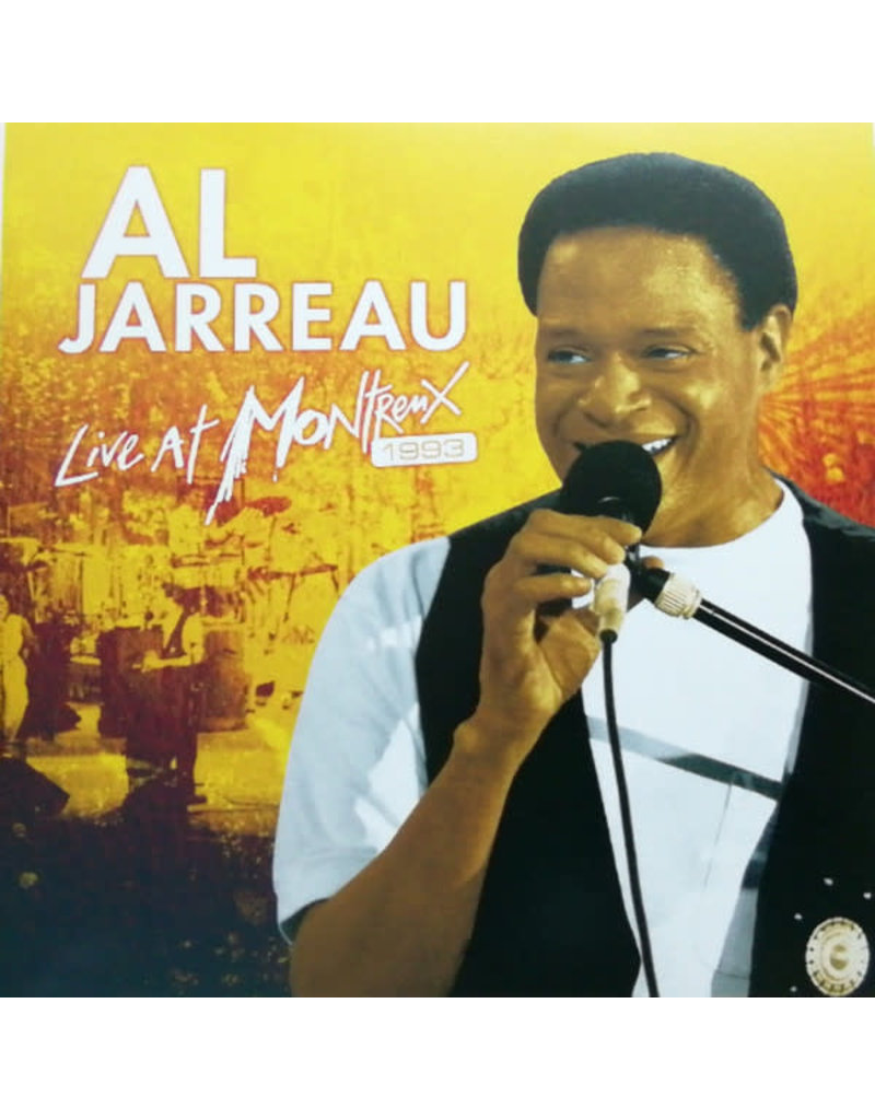Al Jarreau – Live At Montreux 1993 2LP (2019)