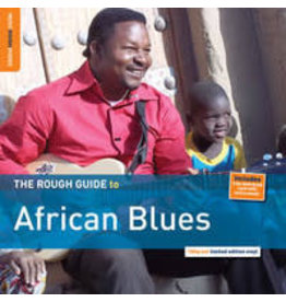 AF RSD-Various Artists - Rough Guide To African Blues