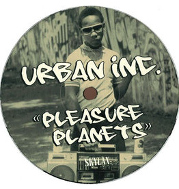 "HS Urban Inc. – Pleasure Planets 12"" (2015)"
