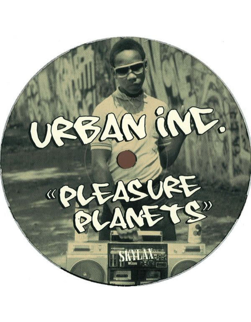 "HS Urban Inc. – Pleasure Planets 12"" (2015)"