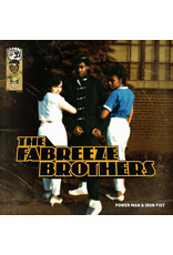"""HH The Fabreeze Brothers – Power Man & Iron Fist 12"""" (2012)"""