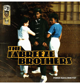"HH The Fabreeze Brothers – Power Man & Iron Fist 12"" (2012)"