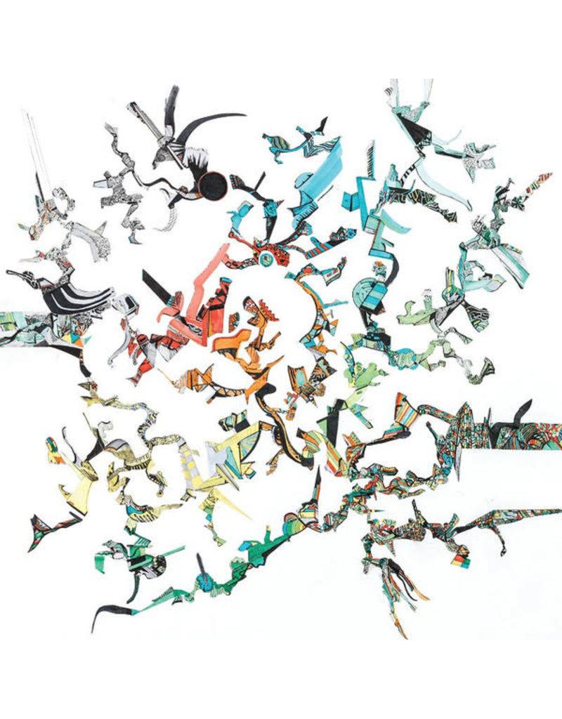 EL Dorian Concept – Joined Ends LP (2014)