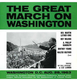 Various – The Great March On Washington LP (2021 Reissue)