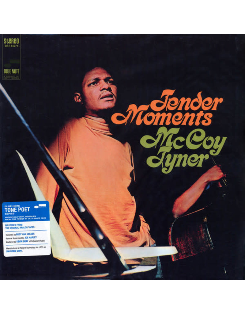 McCoy Tyner – Tender Moments LP, Reissue (Tone Poet Series)