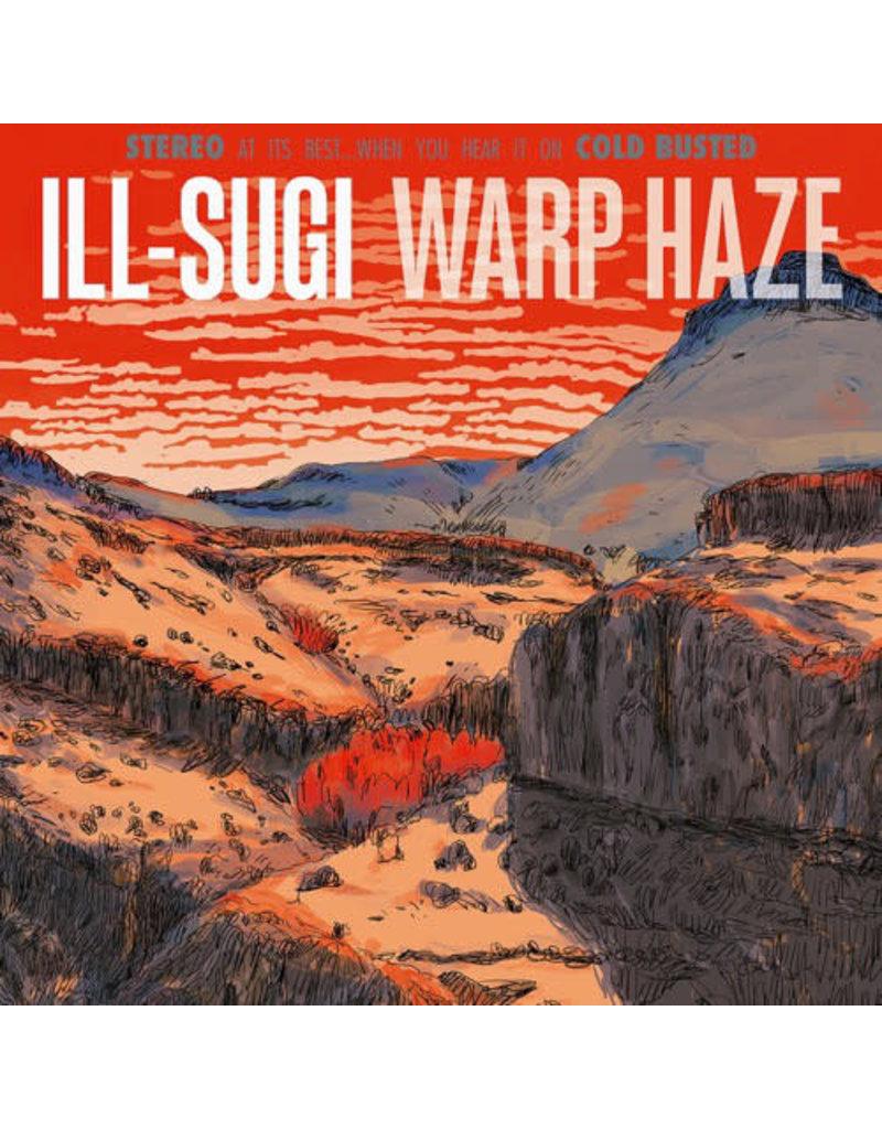 Ill-Sugi – Warp Haze LP (2021)