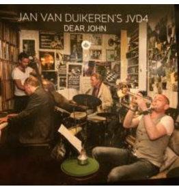 JZ Jan van Duikeren, JVD4 – Dear John LP (2016)