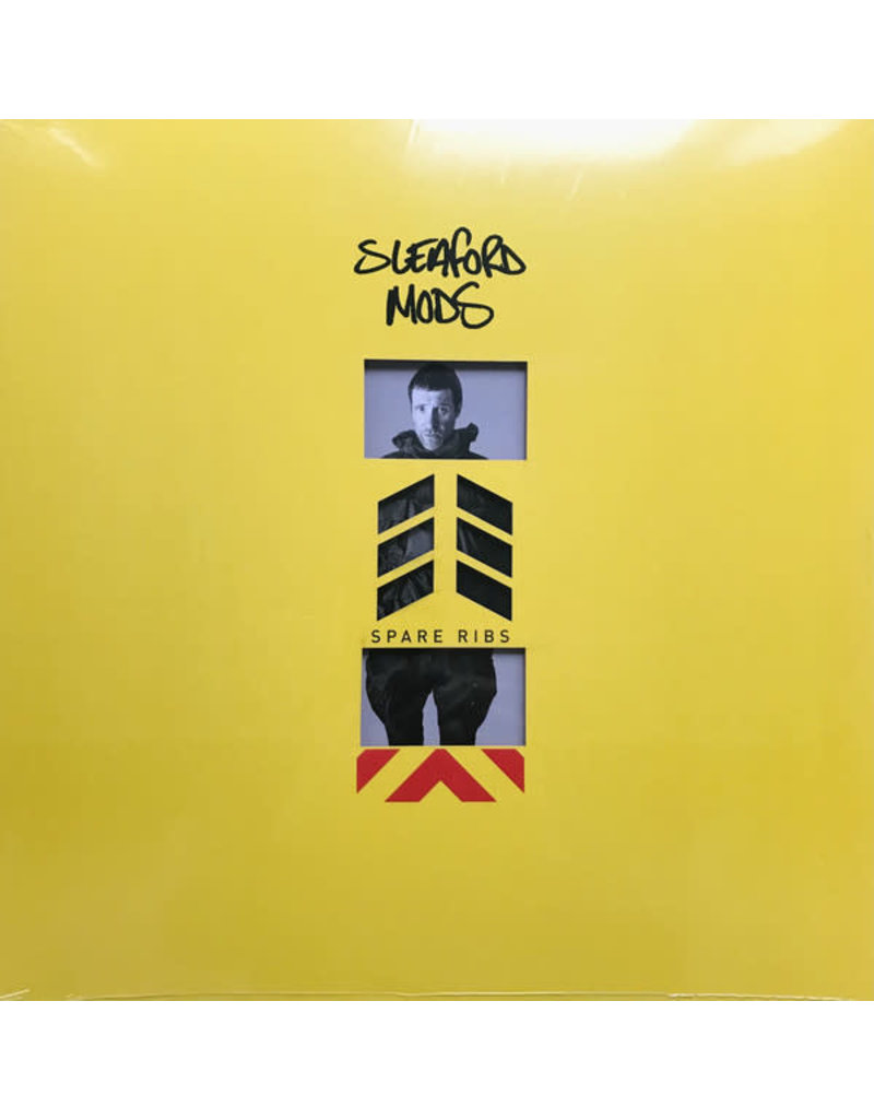 Sleaford Mods – Spare Ribs LP (2021)